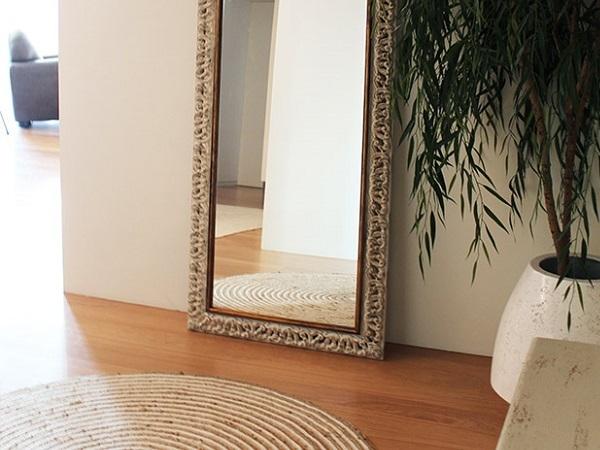 Espejo de la casa de Sara Carbonero