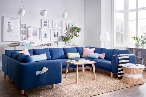 Catálogo de Salones Ikea para el Otoño
