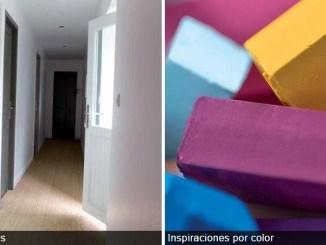 Decoracion - Como elegir colores para pintar una casa ...
