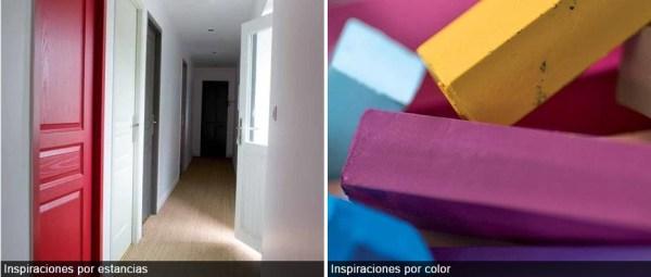 ¿Cómo elegir colores para pintar tu casa?