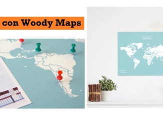 Decorar con Woody Map