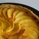 Como Hacer Una Torta De Manzana Casera. Receta FACIL!