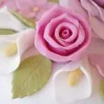Como Hacer Flores De Fondant Sin Molde