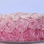 Como Hacer La Decoracion De Tortas Con Crema