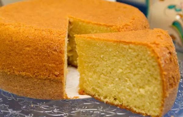ingredientes para hacer una torta