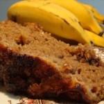 Como Hacer Bizcochuelo De Banana Casero
