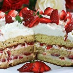 Decoración De Torta Con Frutillas Paso A Paso Y Consejos