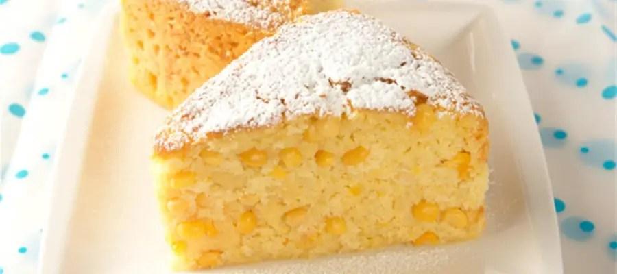 receta de torta de maíz