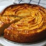 Aprende Como Desmoldar Una Torta Invertida De Manzana ¡Muy Fácil!