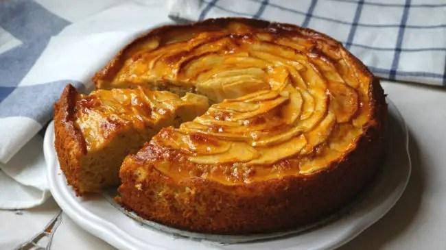 Como Desmoldar Una Torta Invertida De Manzana