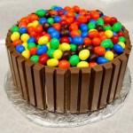 Ideas De Como Decorar Una Torta De Chocolate Para Cumpleaños