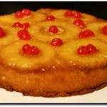 Como Hacer Una Torta De Piña Casera. Receta FACIL!