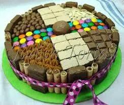 como decorar una torta infantil en casa