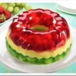 Rica y Saludable! Mira Como Hacer Gelatina Con Frutas