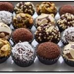 Como Hacer Trufas De Chocolate Caseras –  3 FACILES RECETAS