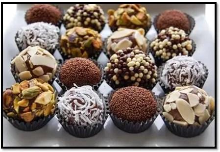 Como Hacer Trufas De Chocolate Caseras