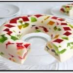 Como Se Prepara La Gelatina Mosaico Receta Fácil Y Deliciosa