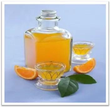 Como Hacer Licor De Naranja Casero