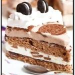 Preparacion De Torta Helada Con Galletas Y Receta Con Arequipe