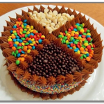 Como Decorar Una Torta Infantil Facil con GOLOSINAS