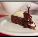 Cubierta De Chocolate Con Leche Condensada