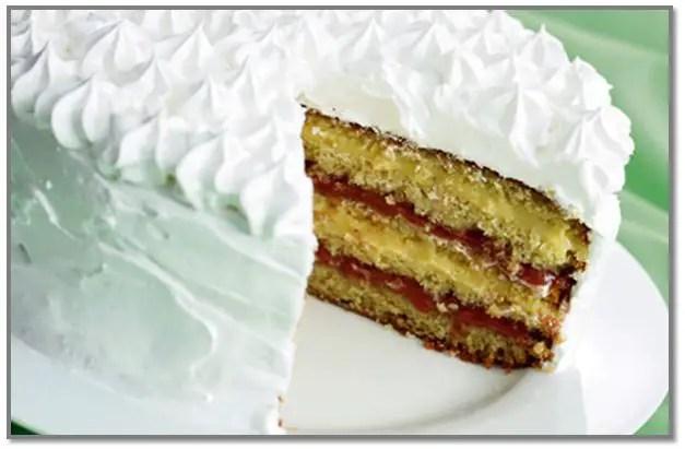 Torta María Luisa