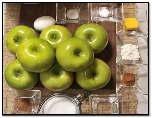 Como Hacer Una Torta De Manzana Con Crumble