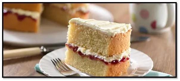 Rellenos de tortas para diabéticos