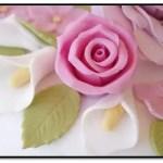 ¿Cuáles Son Los Tipos De Flores De Fondant?