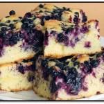 ¿Cómo Hacer Torta De Arándanos? Receta Fácil.