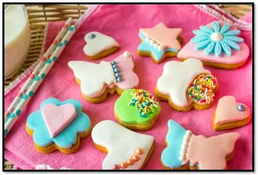 masa para galletas decoradas