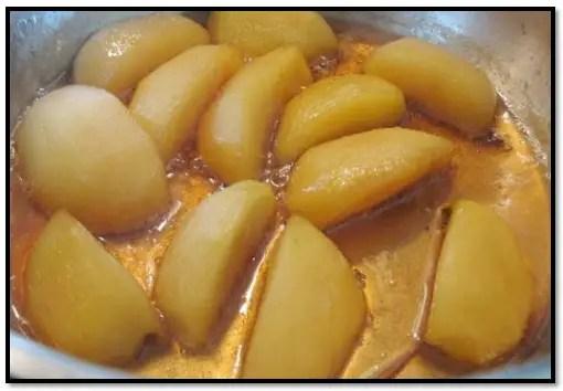 receta para hacer membrillo de manzana