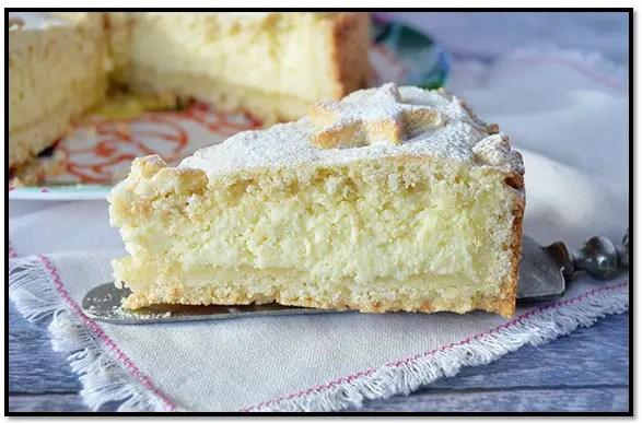 torta de ricota sin manteca