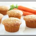 Como Hacer Muffins De Zanahoria Caseros