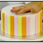 ¿Qué Tipo De Torta Se Puede Cubrir Con Fondant?