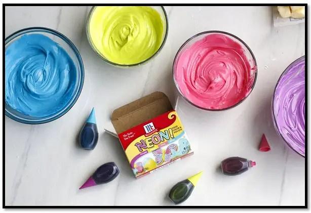 merengue para decorar cupcakes fácil