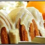 Como Hacer Glaseado De Naranja