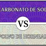 Conoce La Diferencia Entre Bicarbonato Y Polvo De Hornear