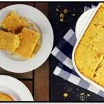 Fácil Receta De Cornbread- Pan De Maíz