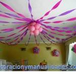 Decoracion de fiesta de Baby Shower