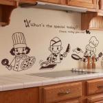 Vinilos decorativos para tu cocina