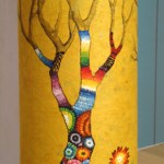 Pintura en  Teja