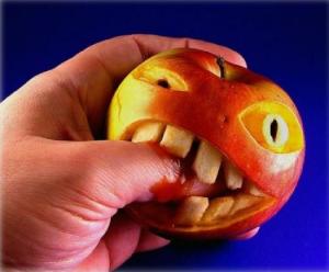 manzana radiante