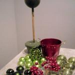 Como hacer un Árbol con esferas