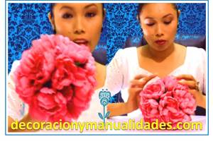 esferas florales