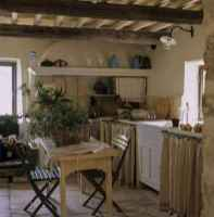 04 Simple French Country Kitchen Decor Ideas