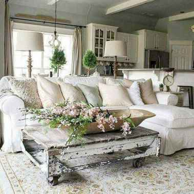 18 Elegant French Country Living Room Decor Ideas