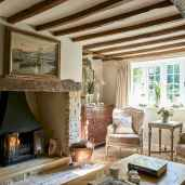 21 Elegant French Country Living Room Decor Ideas