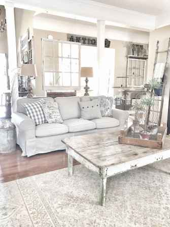 34 Elegant French Country Living Room Decor Ideas