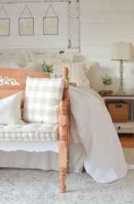 46 Stuning Farmhouse Bedroom Furniture Ideas on A Budget